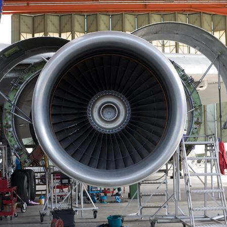Aircraft Parts Distribution